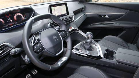El 5008 completa la gama todocamino de Peugeot