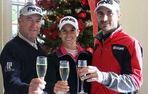 El deseo de Azahara Muñoz,  Jiménez y Cañizares para 2015
