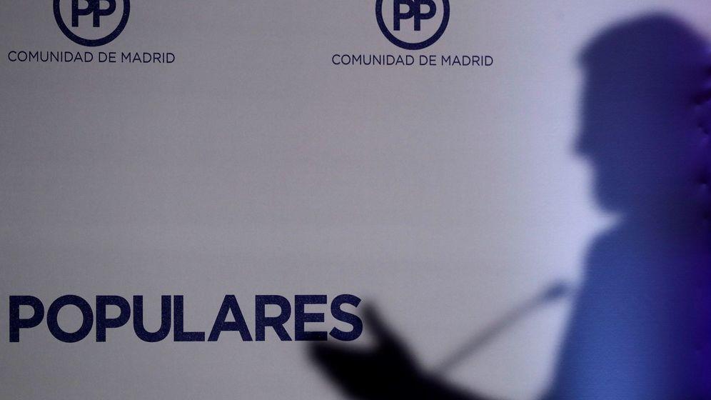 Foto: Cena de navidad del pp de Madrid. (EFE)