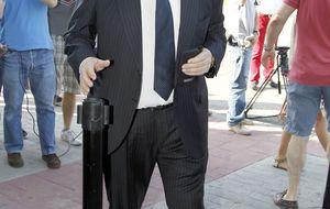 Andrés Vicente Gómez vuelve al trabajo junto a Jaime del Burgo