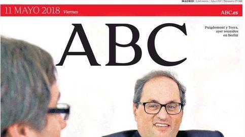De títere a hombre de paja: así cubre la prensa la candidatura de Quim Torra en sus portadas