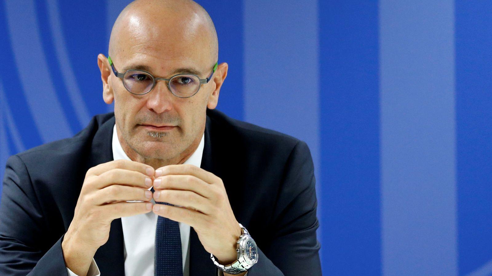 Foto: El conseller de Asuntos Exteriores de la Generalitat, Raül Romeva. (Reuters)