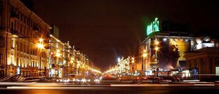 Foto: San Petersburgo es la nueva Venecia