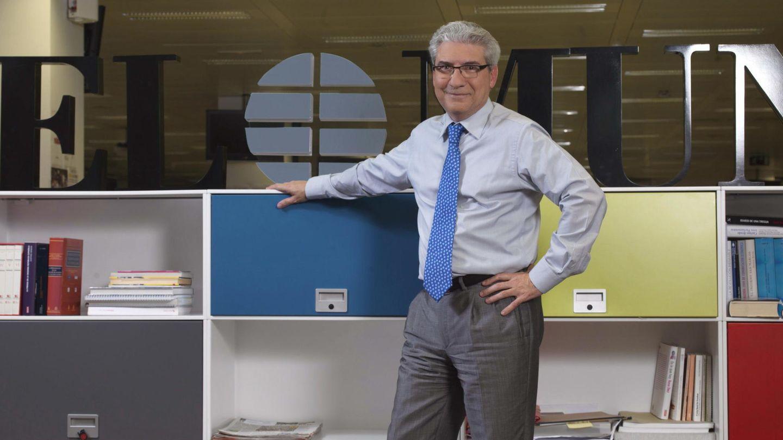 Casimiro García Abadillo. (EFE)