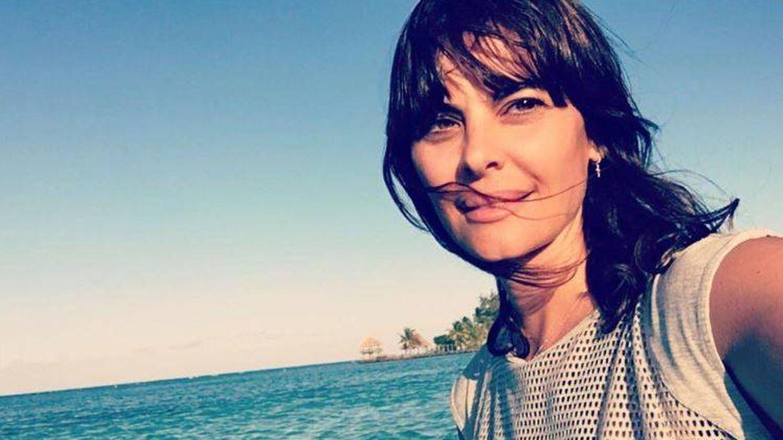La modelo María José Suárez en una imagen de Instagram.