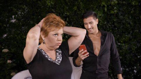 Terelu amenaza con irse de 'Ven a cenar conmigo' por una pelea de Gianmarco y Sofía