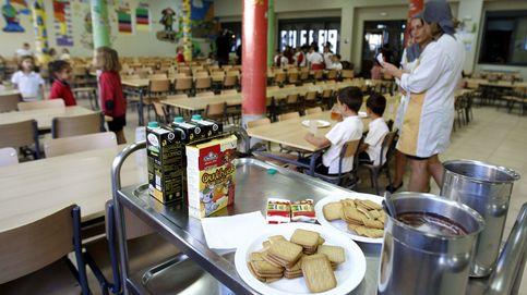 La Comunidad de Madrid indemnizará a las empresas de catering escolar