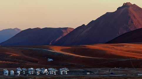 El gigantesco telescopio que está a punto de ver un agujero negro por primera vez