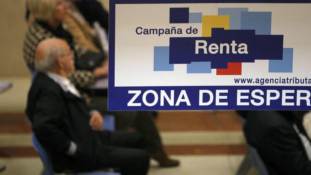 Foto: Las rentas obtenidas en Ceuta y Melilla no están automatizadas en el sistema WEB