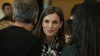 La reina Letizia brilla en Barcelona: bromas, risas, besos y uno de sus libros favoritos