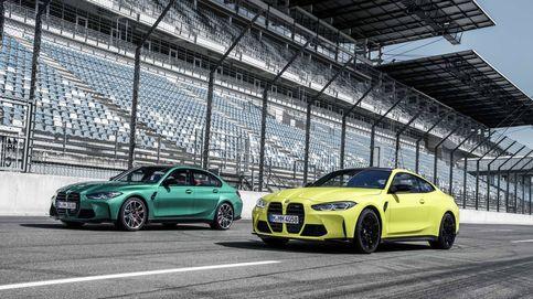 BMW M3 y M4, las versiones más radicales pensadas para los circuitos