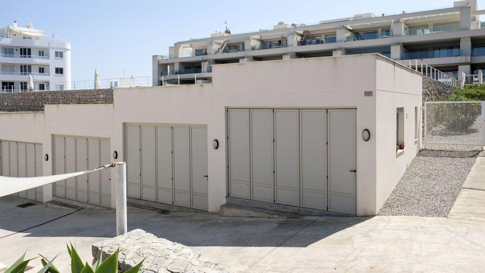 Foto: Trasteros reconvertidos en apartamentos turísticos. (Foto: Efe).