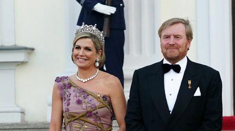 Máxima de Holanda, protagonista de la primera tiara pospandemia