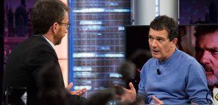 Post de La incómoda pregunta de Pablo Motos a Antonio Banderas en 'El Hormiguero'