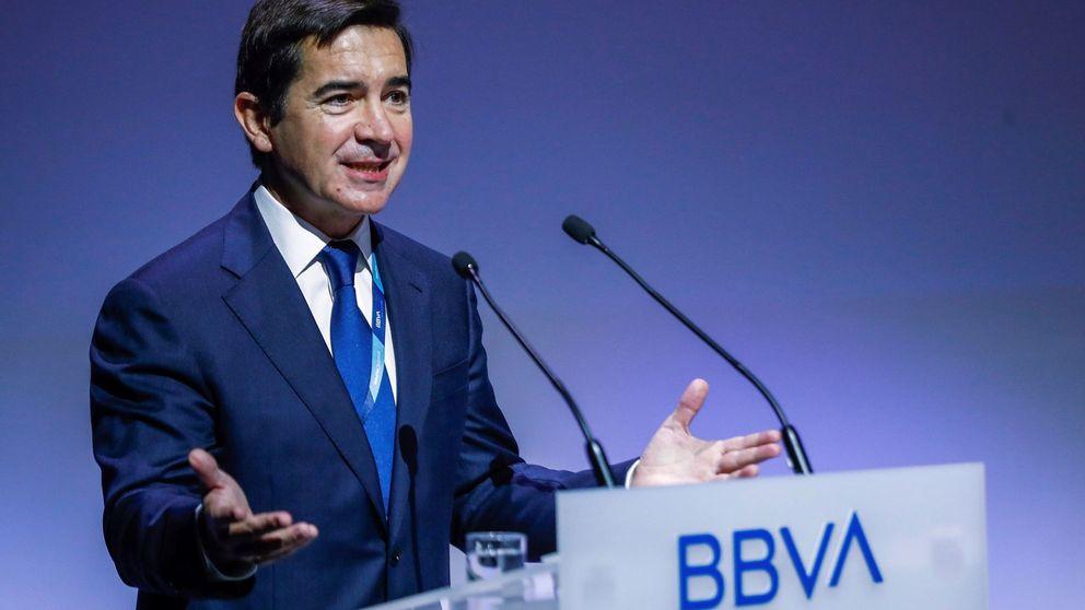 BBVA gana 2.442 millones, un 3,7% menos, por la venta de Chile y las provisiones