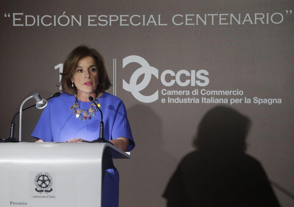 Foto: La alcaldesa de Madrid, Ana Botella. (EFE)