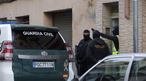 El 'Messi de la droga' escapa de la mayor operación contra el hachís en España