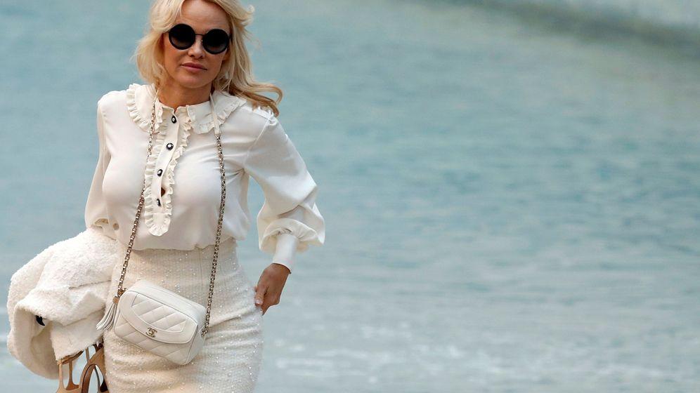 Foto: Pamela Anderson. (EFE)