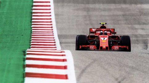 Ferrari manda callar con un polémico tuit, pero con Raikkonen ganó el piloto erróneo