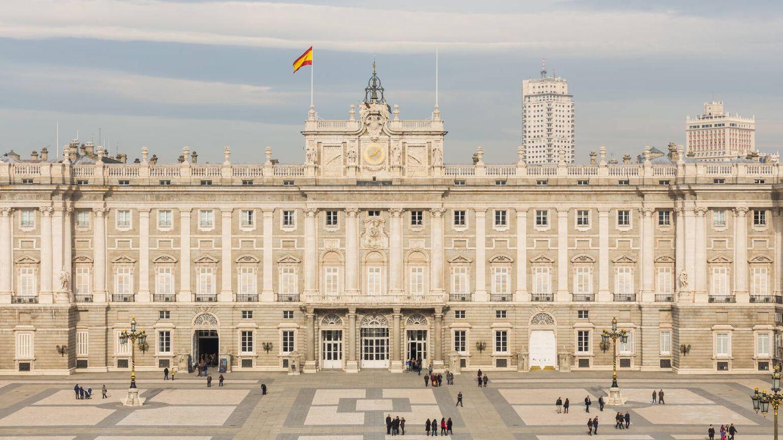 Palacio Real de Madrid. (Diego Delso)
