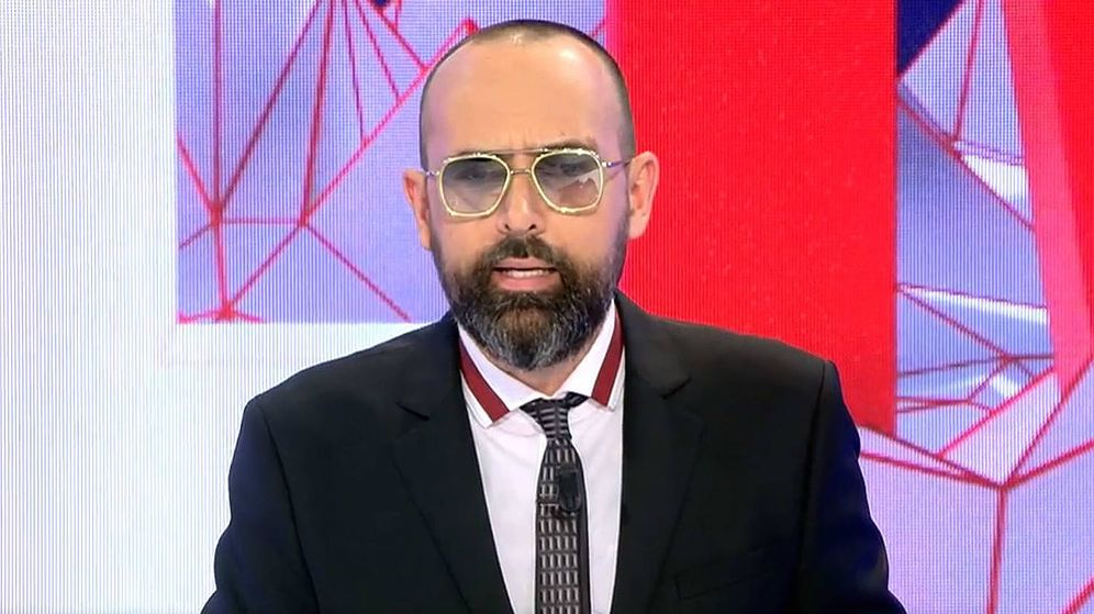 Foto: Risto Mejide en 'Todo es mentira'. (Mediaset España)