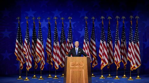 Biden asume su candidatura a la Casa Blanca afirmando que traerá la luz a EEUU