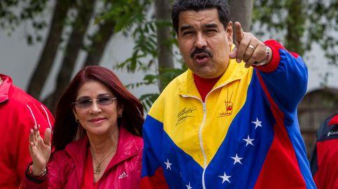 EEUU detiene a dos familiares de Maduro por posible narcotráfico