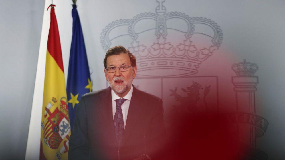 Foto: Rajoy se compromete a utilizar todos los medios para restaurar el orden en Cataluña. (Foto: Reuters)
