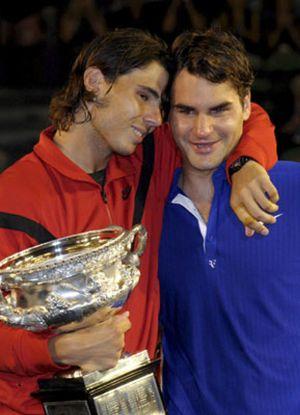 """Federer: """"Rafa es el mayor reto que jamás he tenido"""""""