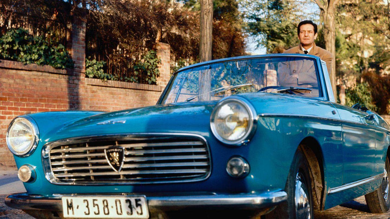 Alberto Closas, en una fotografía de los años 50. (Getty)