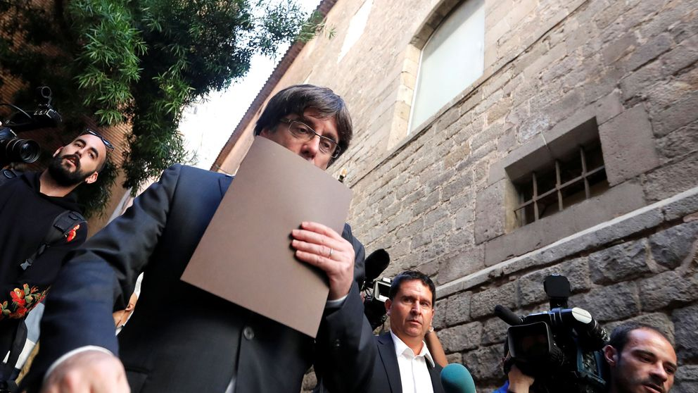 Seis razones de Puigdemont para hacer lo que hizo