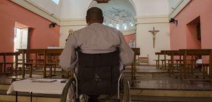 Post de El musulmán minusválido que salvó la última iglesia española del Sáhara