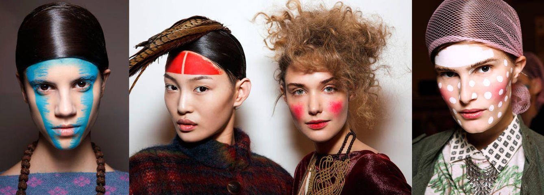 Foto: ¿Te aplicarías hasta 100 capas de cosméticos o te dejarías maquillar por tu novio?