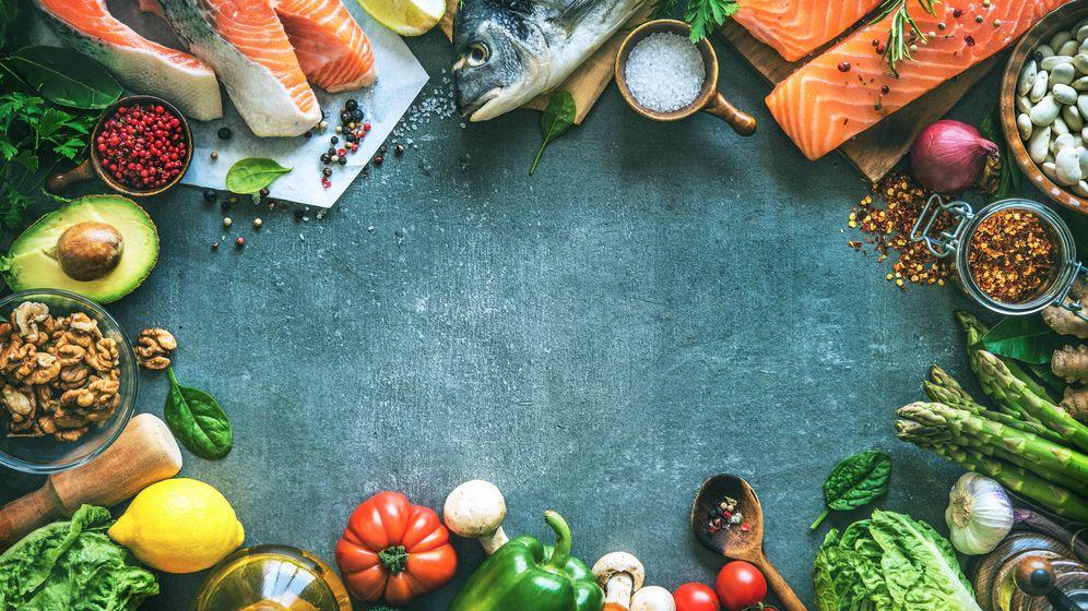 Foto: La dieta mediterránea, ideal para prevenir la depresión. (iStock)