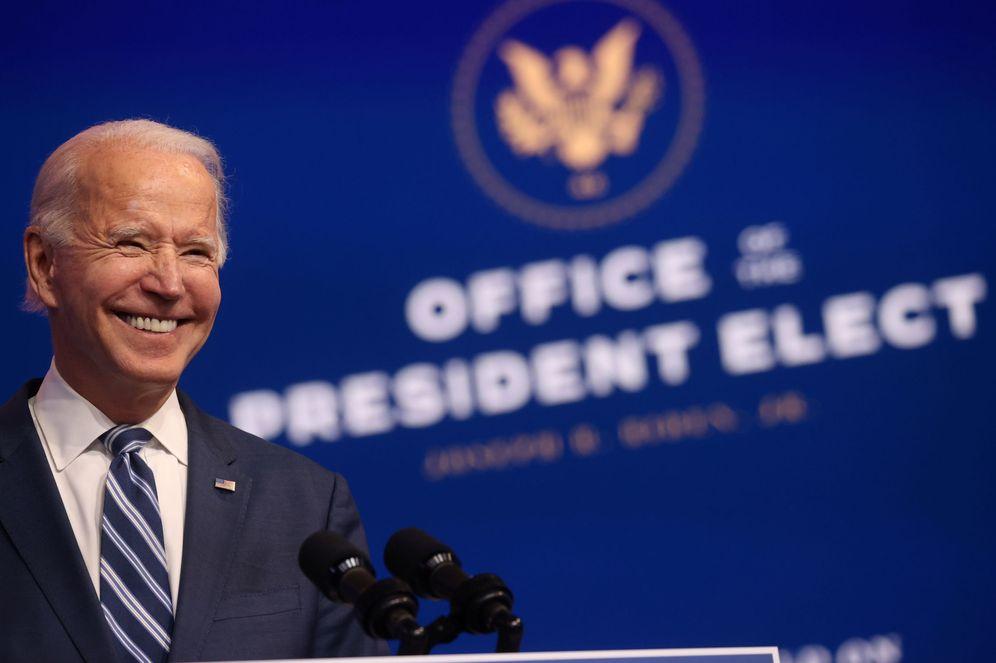Foto: El presidente electo de Estados Unidos, Joe Biden. (Reuters)