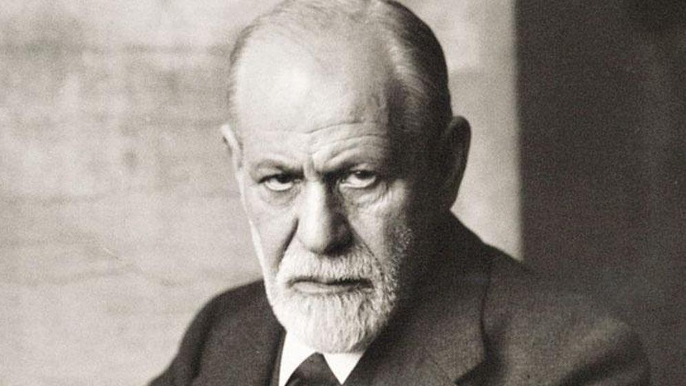Foto: Sigmund Freud. (CC)