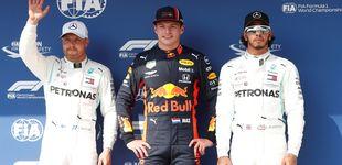 Post de Resultado F1: grandiosa pole de Verstappen y McLaren se exhibe con Carlos Sainz 8º