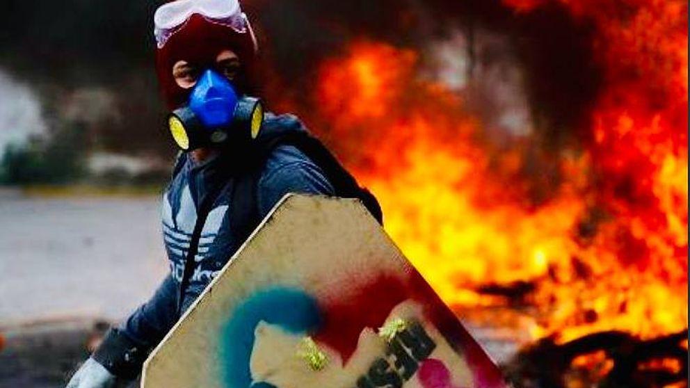 Detenido en España un hombre acusado de quemar vivo a un joven en Venezuela en 2017