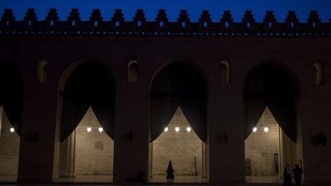 Una mezquita en El Cairo