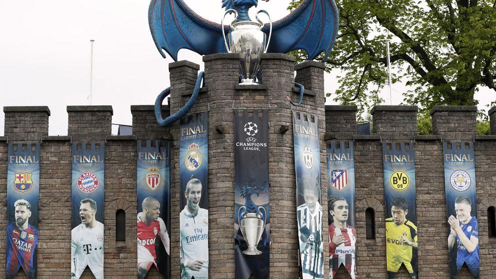 Final de la Champions en Cardiff entre Juve y Madrid: hoteles, vuelos y qué ver