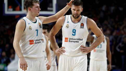 Doncic sigue siendo el mejor del Madrid, pero el triple se le atraganta cada vez más