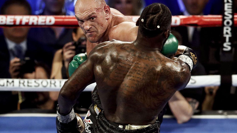 El Rey Gitano (Tyson Fury) recupera su trono en el boxeo tras aplastar a Wilder
