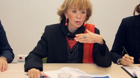 IU pide la comparecencia urgente en el Congreso de María Fernández de la Vega