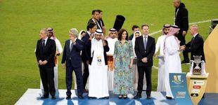 Post de El trapo floreado de Díaz Ayuso para limpiar el régimen saudí y ensuciar el feminismo