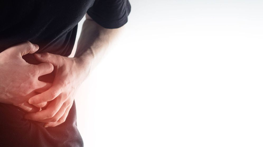 Foto: Problemas digestivos. (iStock)