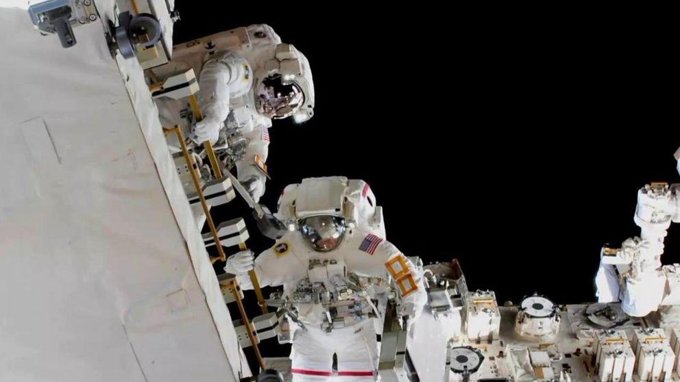 La NASA cancela los paseos espaciales sólo de mujeres por la falta de trajes