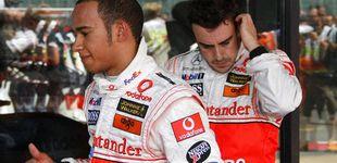 Post de Un mecánico de McLaren confirma que Dennis impidió a Alonso igualar a Senna