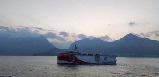 Post de Turquía acusa a Grecia de disparar a barca turca, entre tensiones en el Mediterráneo