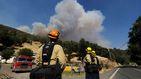 El incendio de California continúa extendiéndose y solo el 30% está controlado