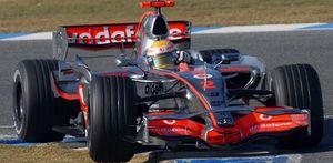 Hamilton domina los segundos entrenamientos